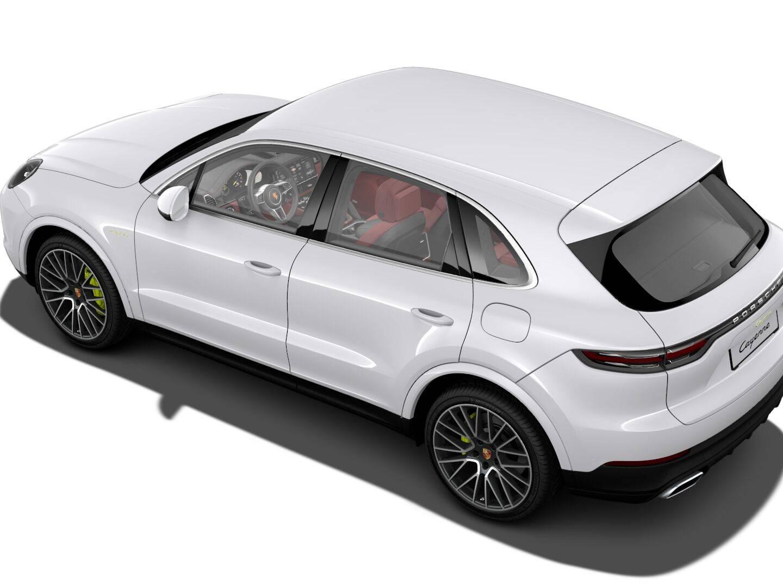 2021 Porsche Cayenne E-Hybrid – 3