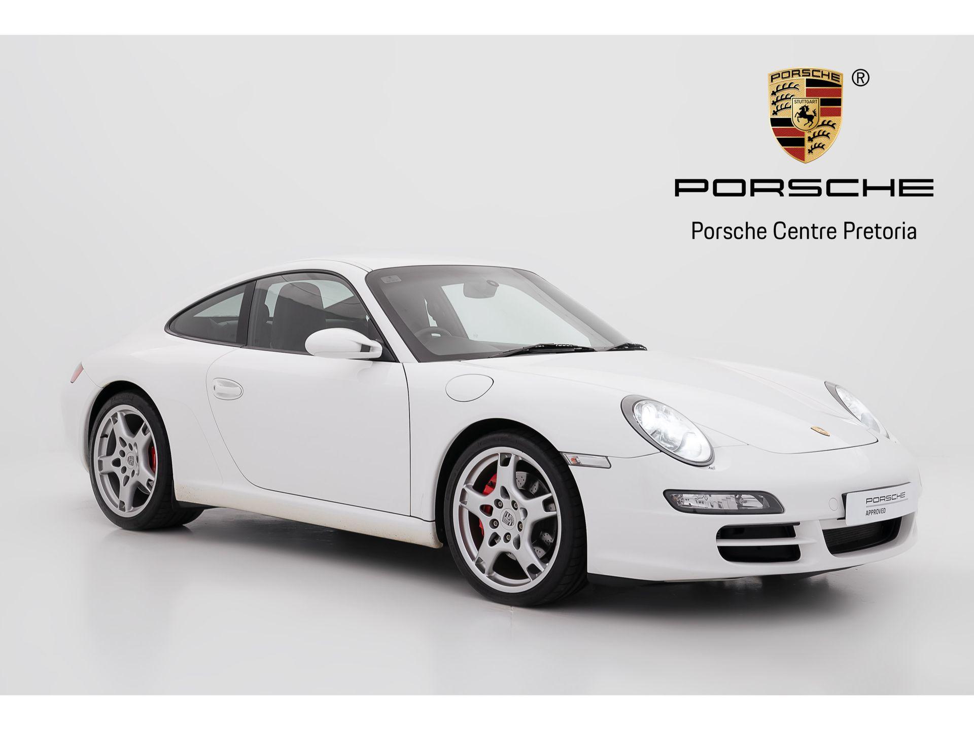 2007 Porsche 911 Carrera S Coupé – 1