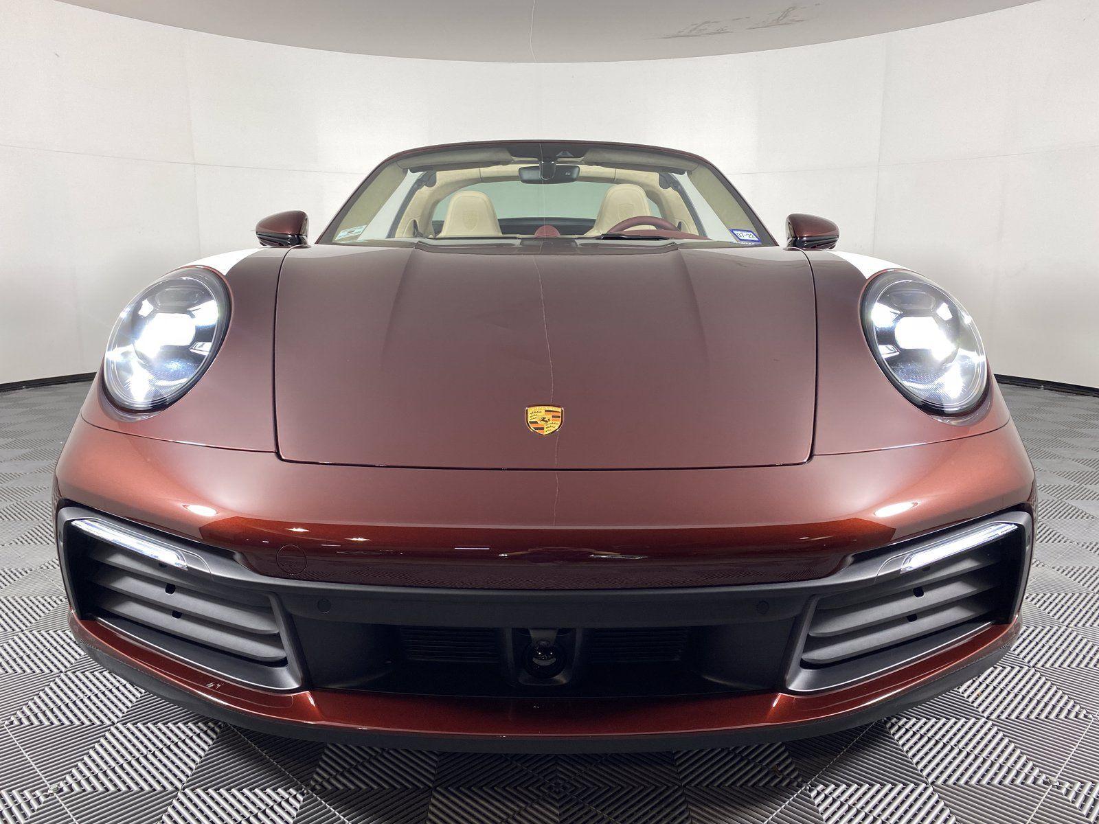 2021 Porsche 911 Targa 4S Heritage Design Edition – 3