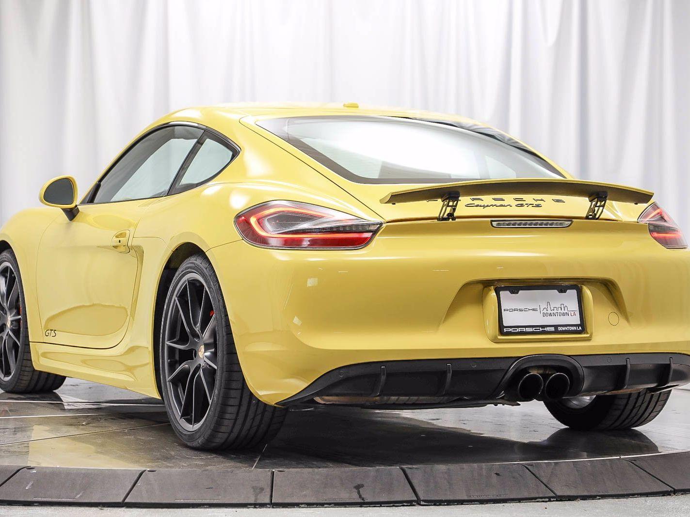 2015 Porsche Cayman GTS – 4