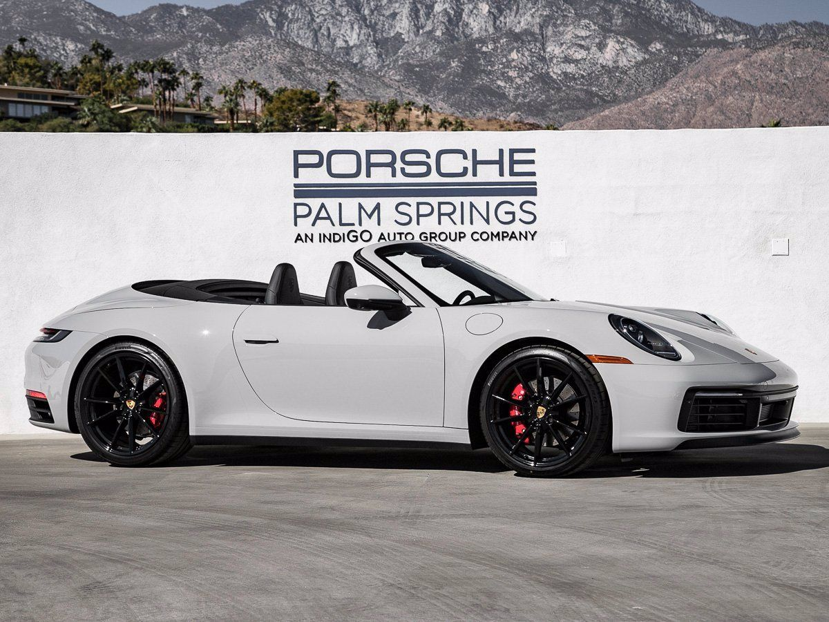 2022 Porsche 911 Carrera S Cabriolet – 1
