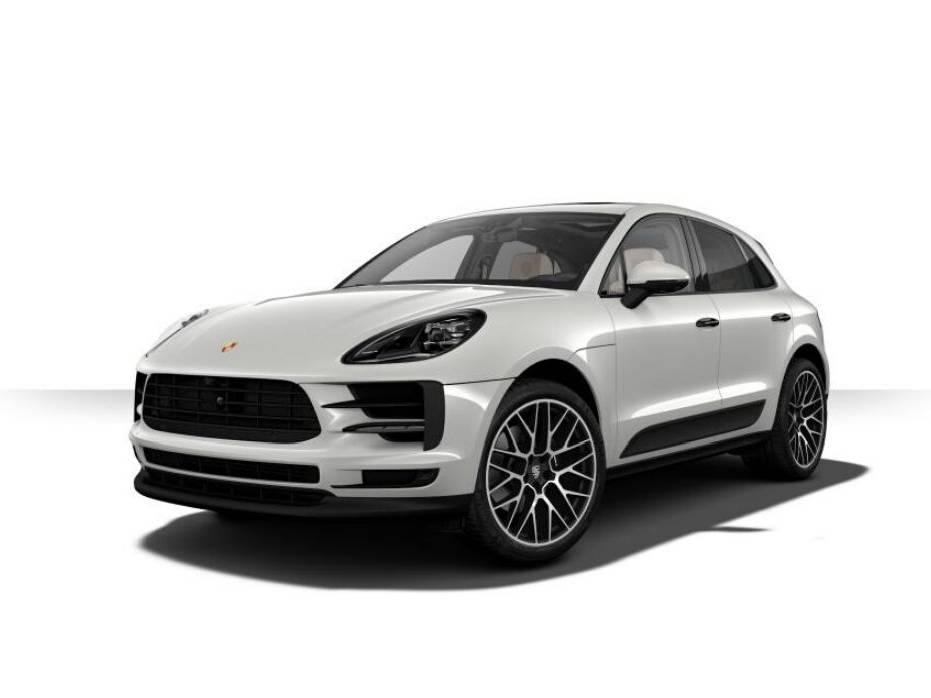 Porsche Macan (MY21) – 1
