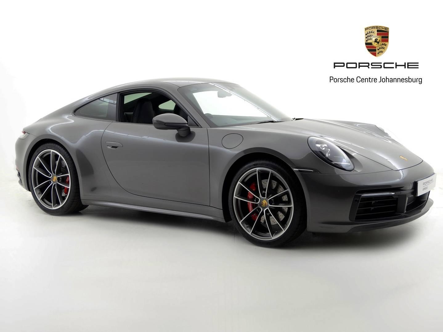 2020 Porsche 911 Carrera 4S – 1