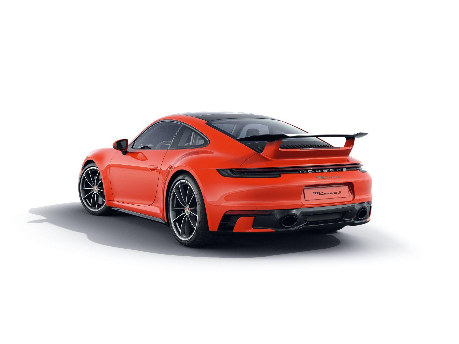 2022 Porsche 911 Carrera S – 3