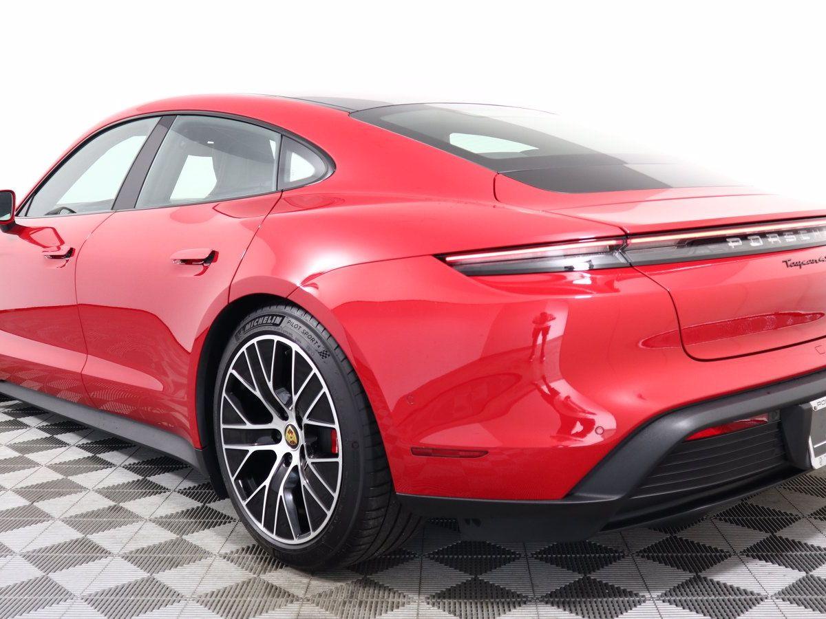 2020 Porsche Taycan 4S – 5