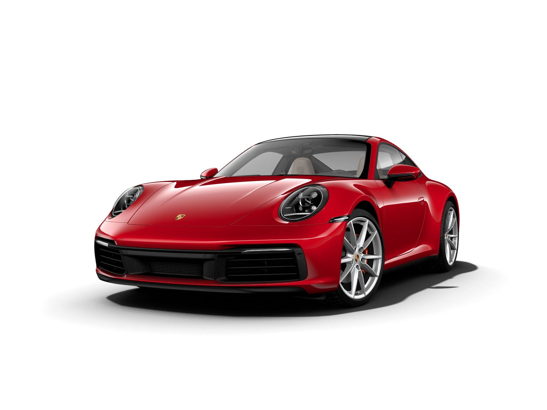 2020 Porsche 911 Carrera 4S (992) – 1