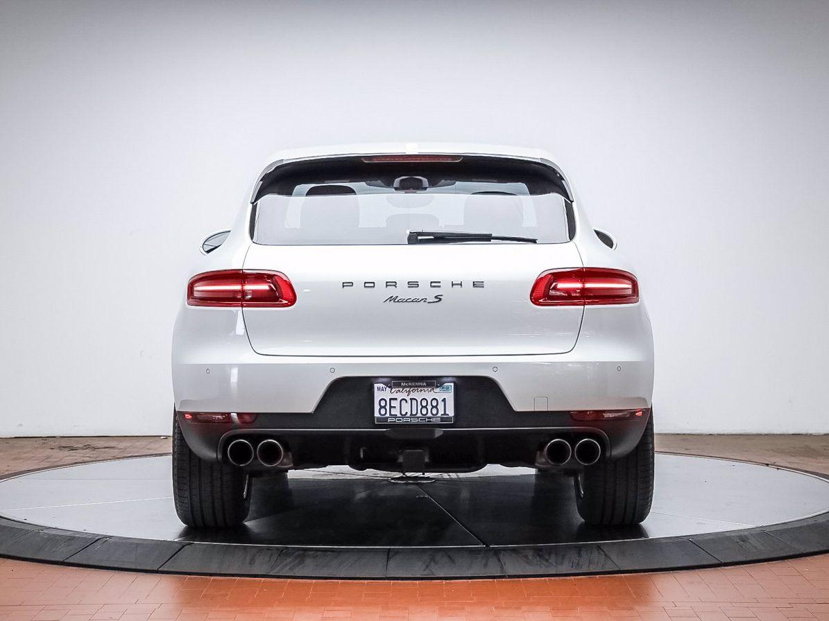 2018 Porsche Macan S – 3