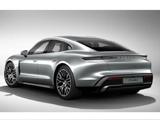 2021 Porsche Taycan Turbo – 3
