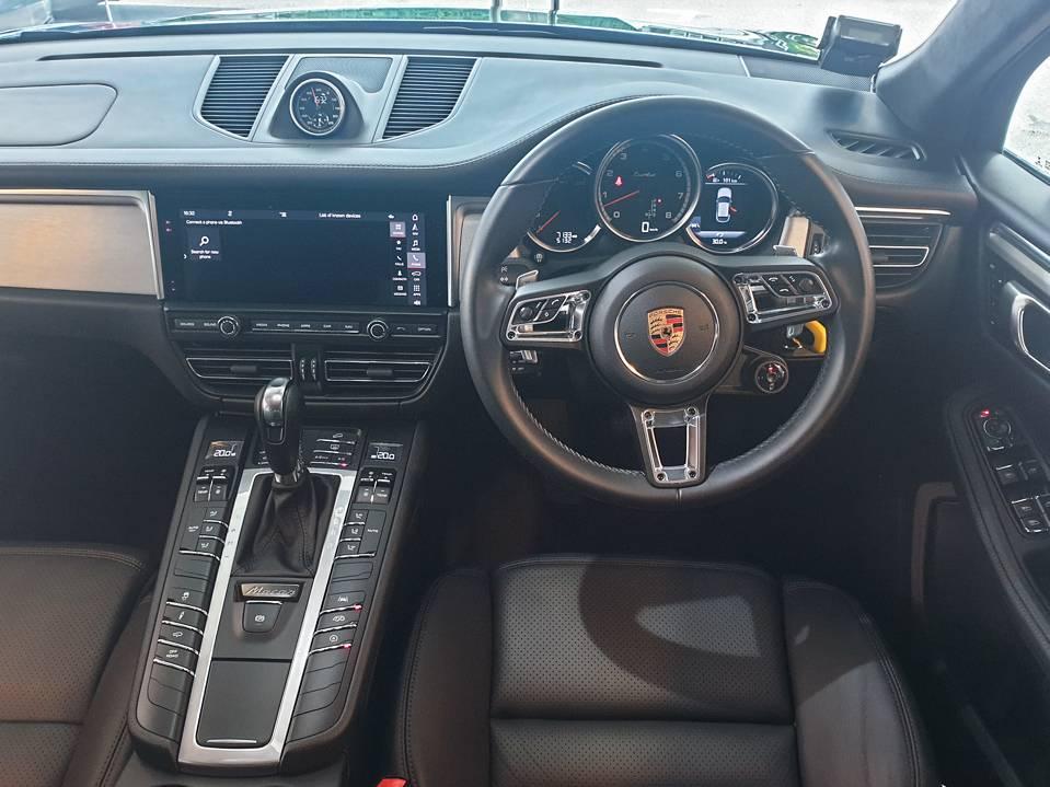 Porsche Macan Turbo – 5