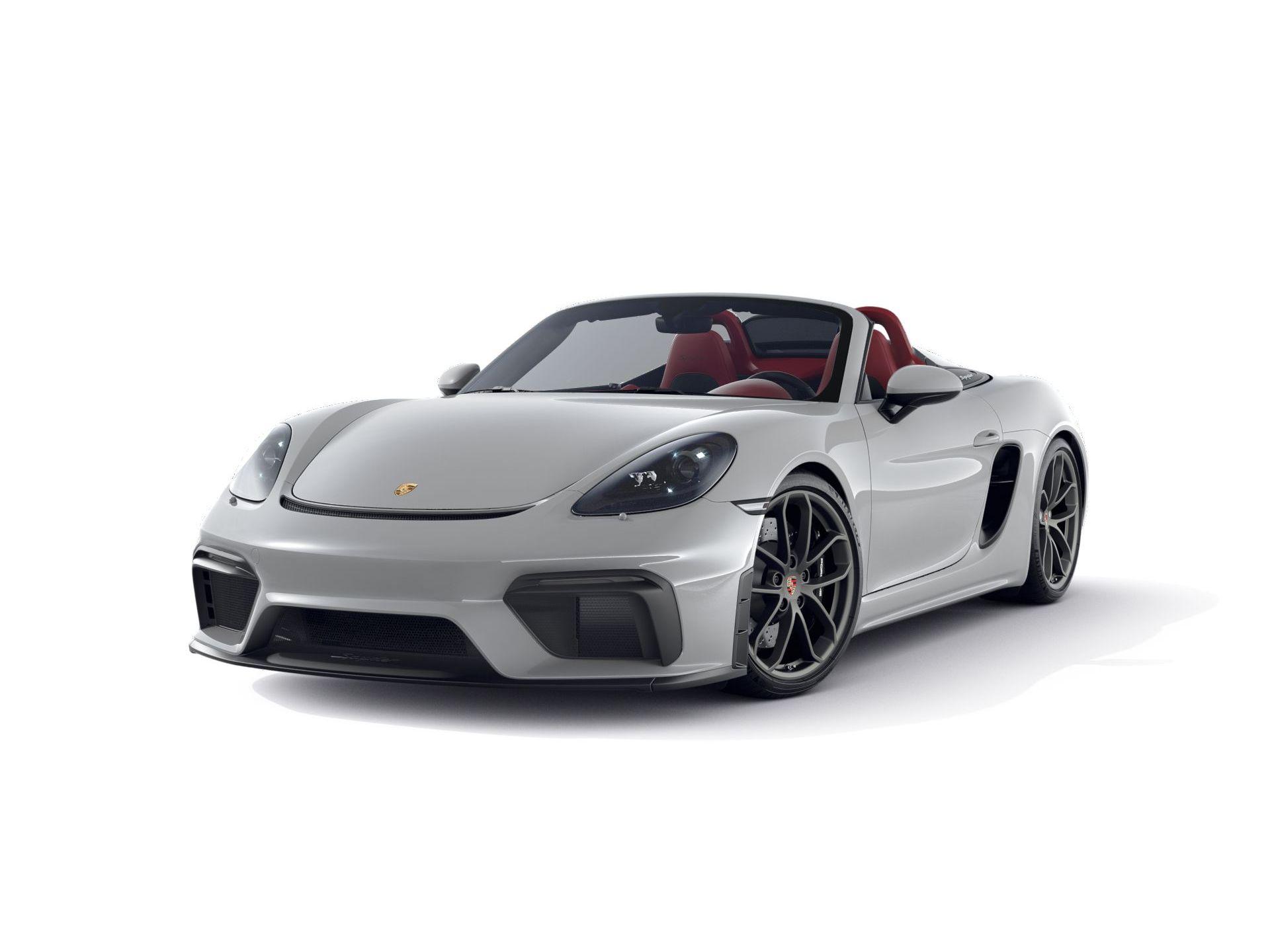 2022 Porsche 718 Spyder – 1