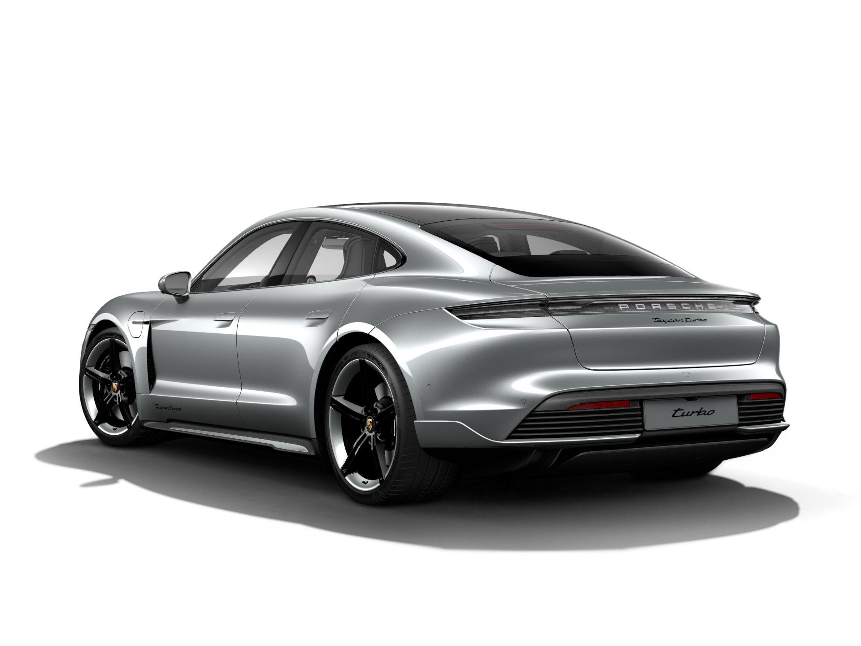Porsche Taycan Turbo – 3