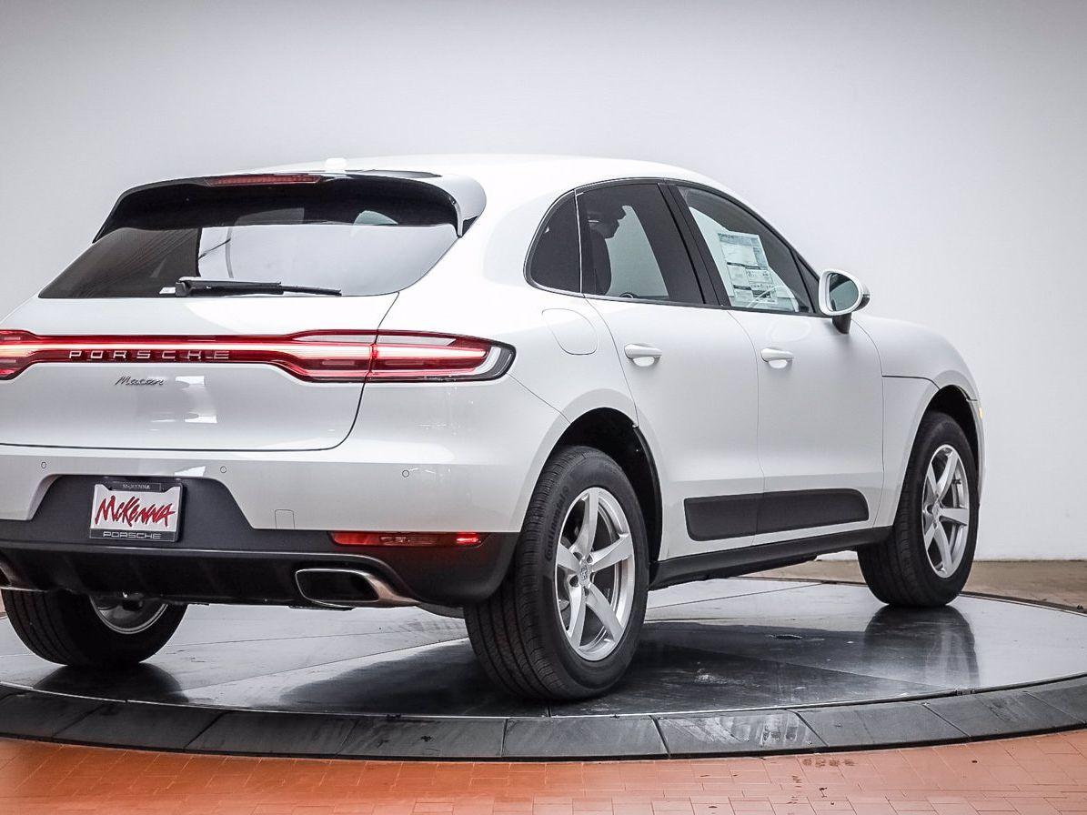 2021 Porsche Macan – 4