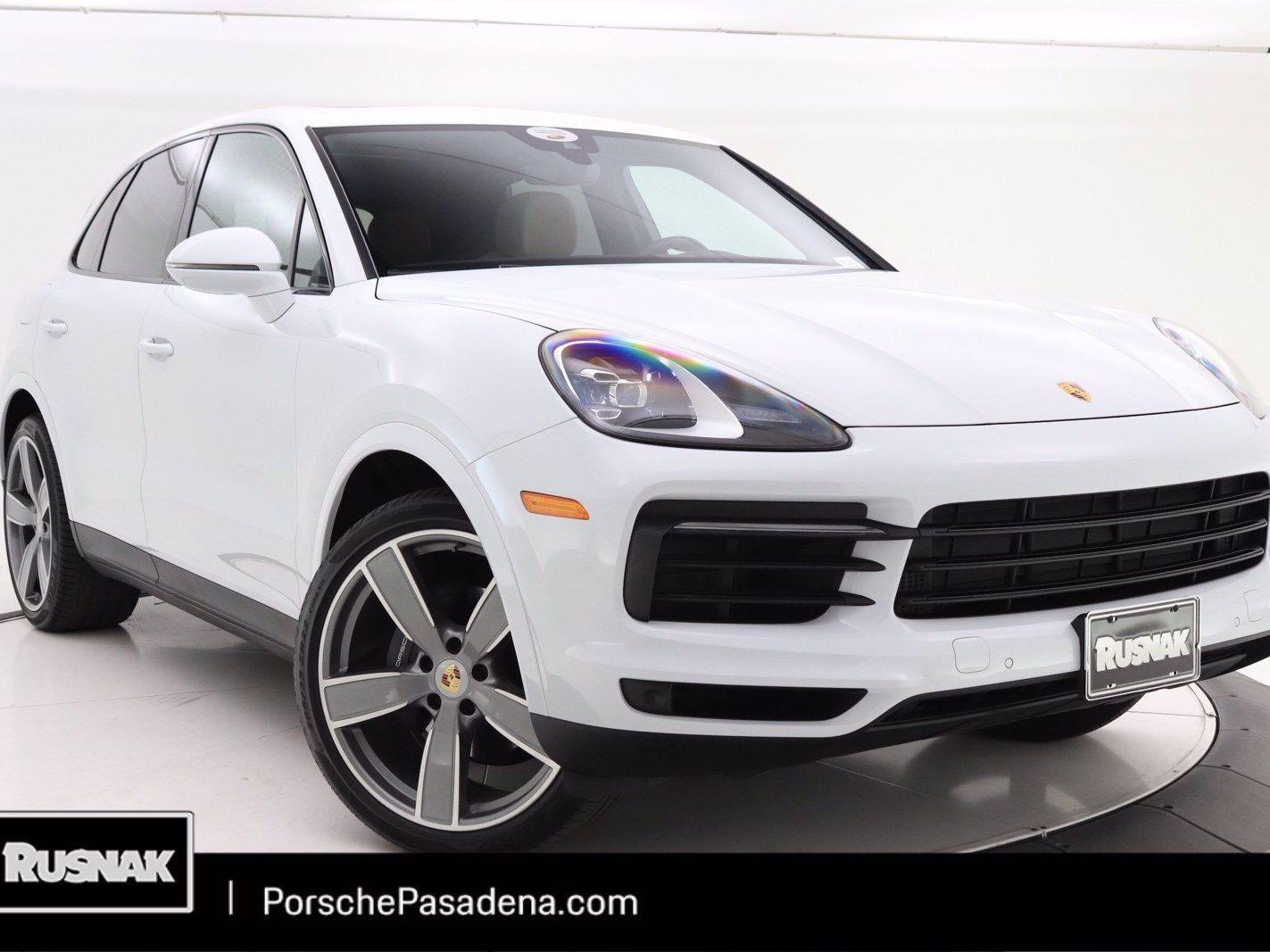 2020 Porsche Cayenne – 1