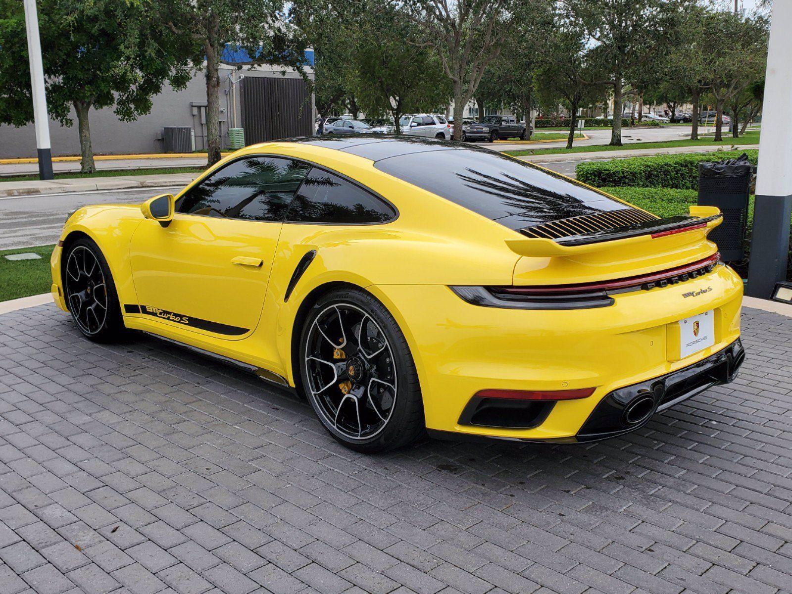 2021 Porsche 911 Turbo S – 3