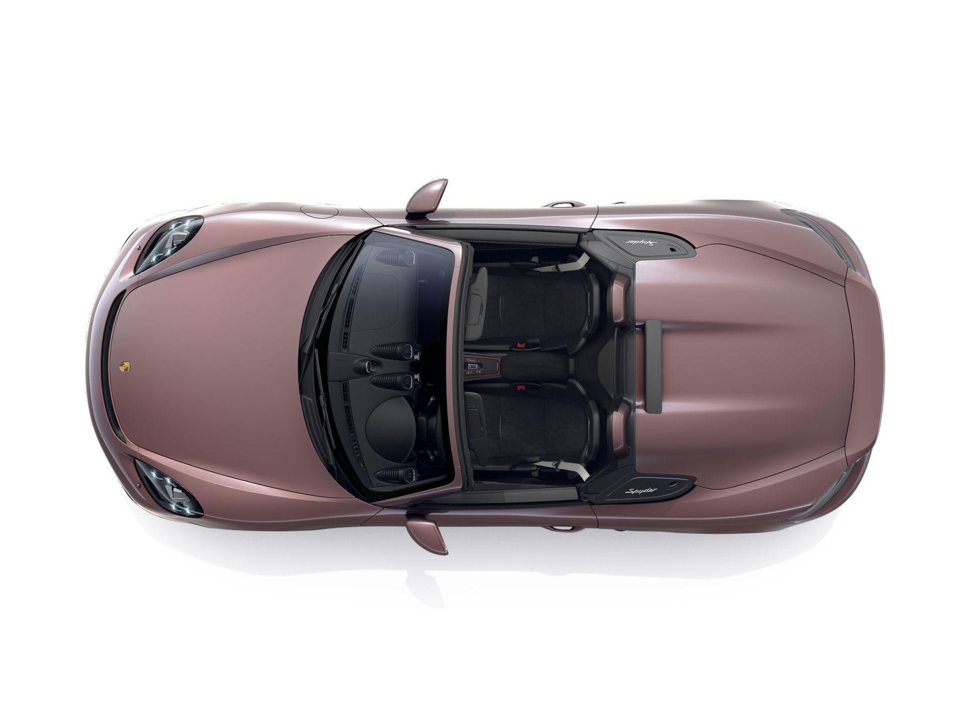 2022 Porsche 718 Spyder – 4