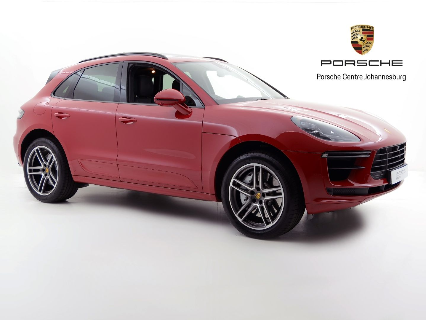 2020 Porsche Macan Turbo – 1