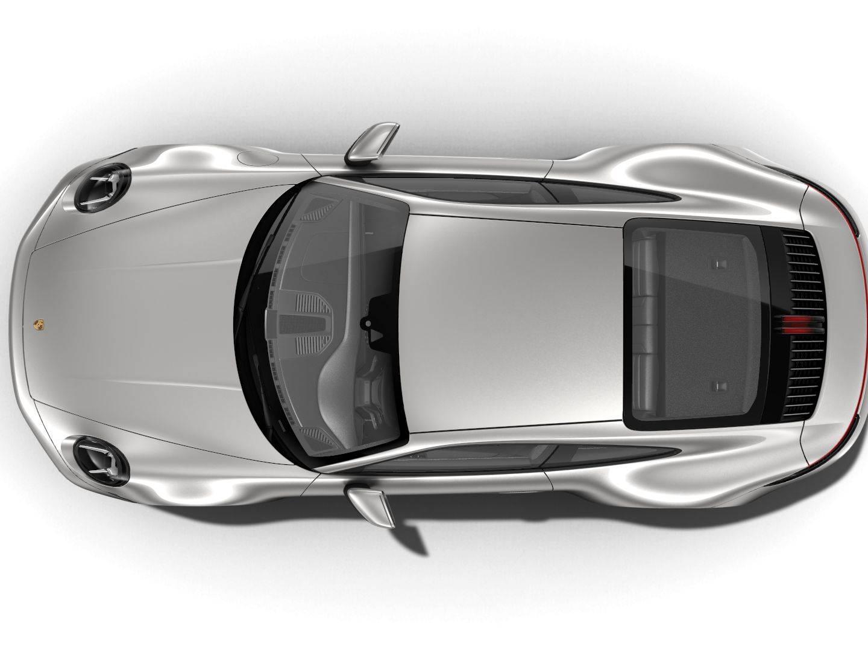 2021 Porsche 911 Carrera 4S – 4