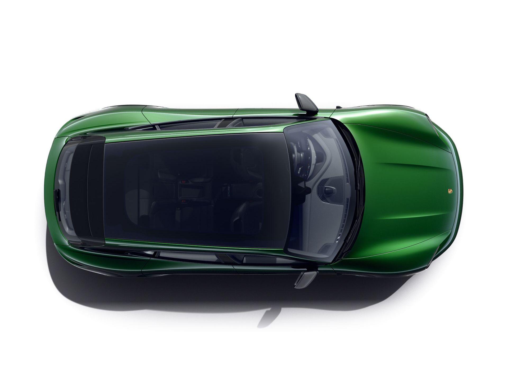 2021 Porsche Taycan 4S Cross Turismo – 5
