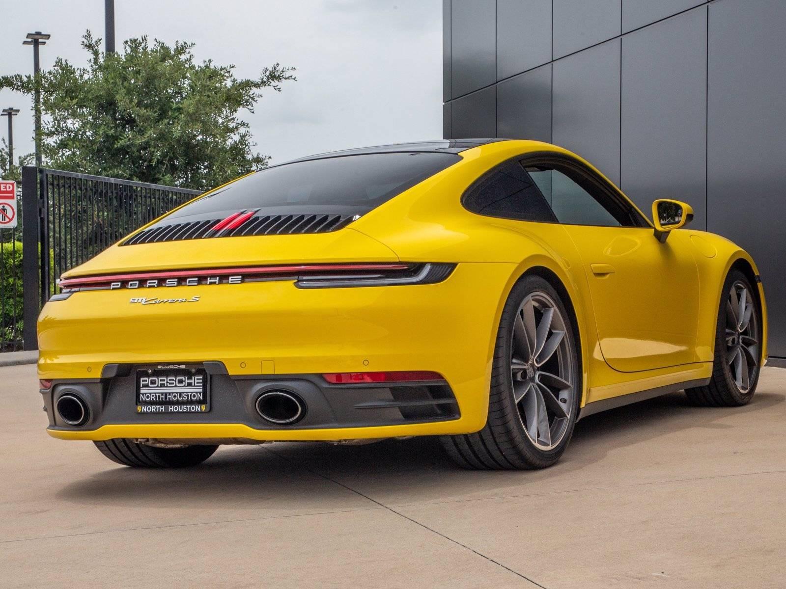 2020 Porsche 911 Carrera S (992) – 5
