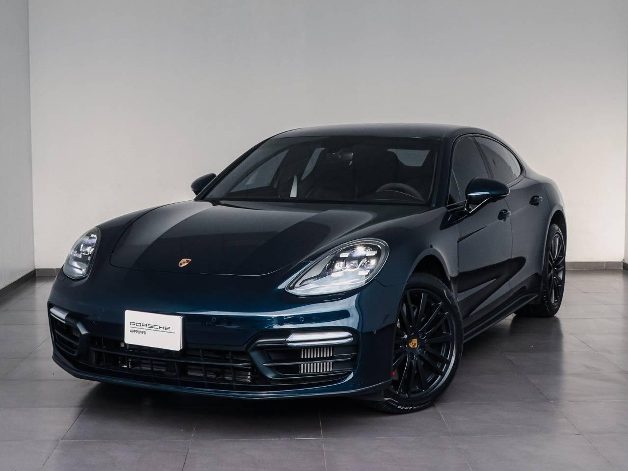 2019 Porsche Panamera GTS – 1