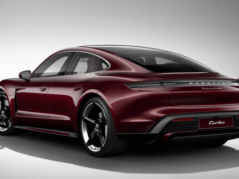 2021 Porsche Taycan Turbo – 2