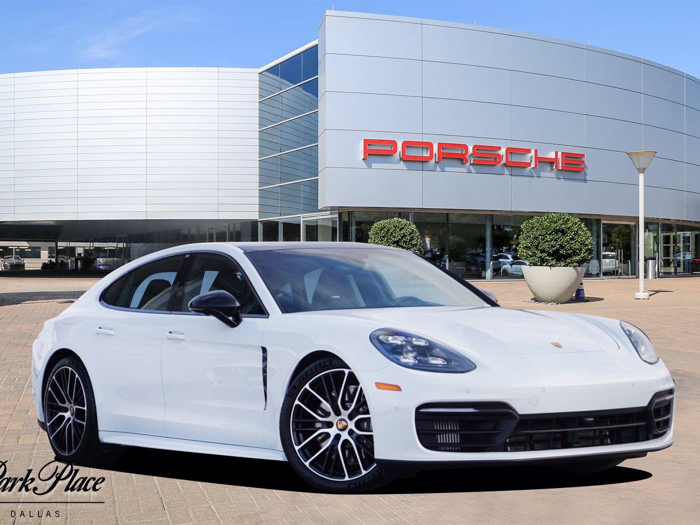 2021 Porsche Panamera 4 – 1