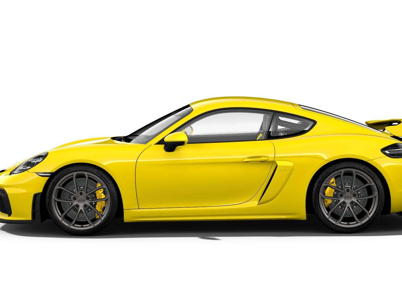 Porsche 718 Cayman GT4 – 2