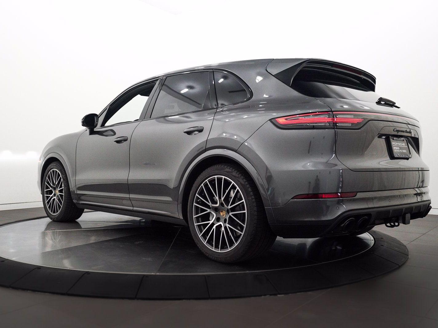 2021 Porsche Cayenne Turbo – 5