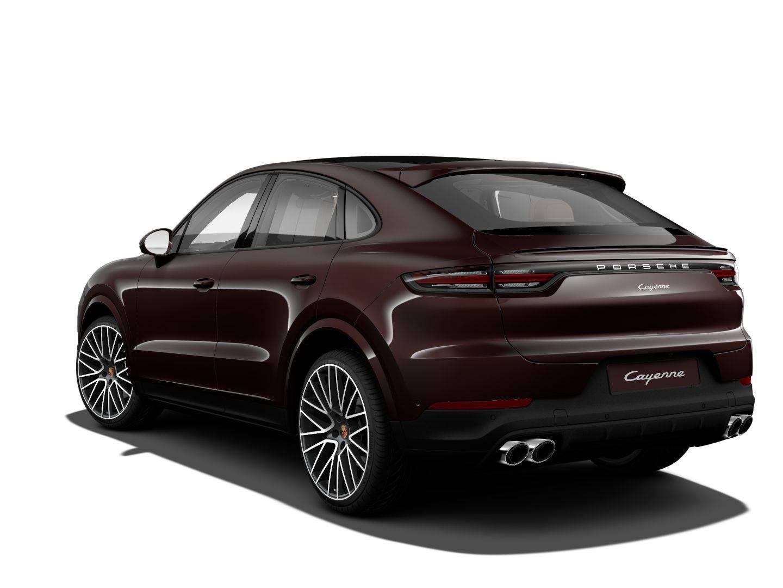 2020 Porsche Cayenne Coupé – 3