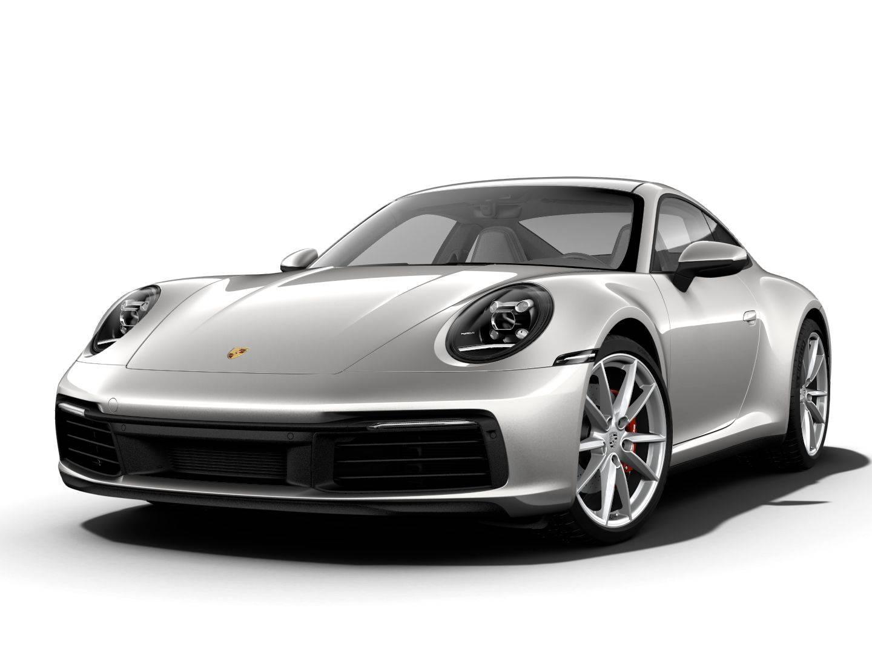 2021 Porsche 911 Carrera 4S – 1
