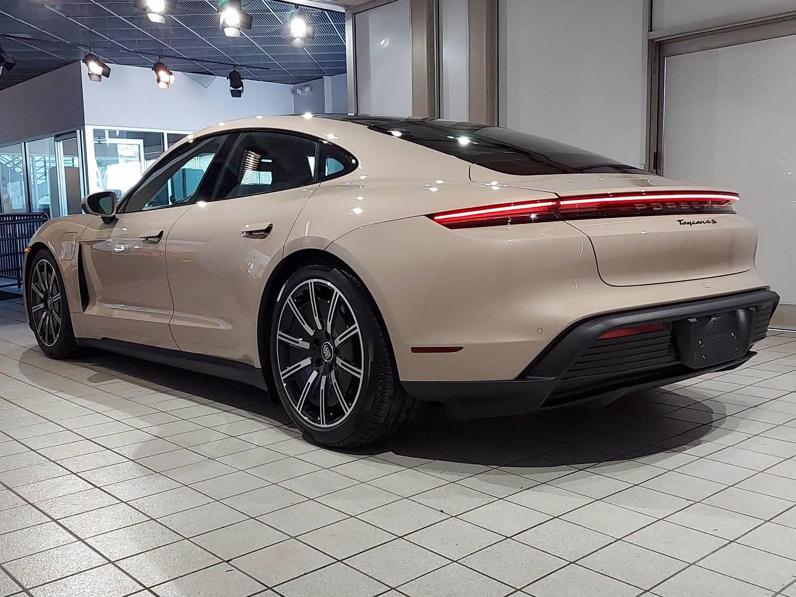 2021 Porsche Taycan 4S – 4