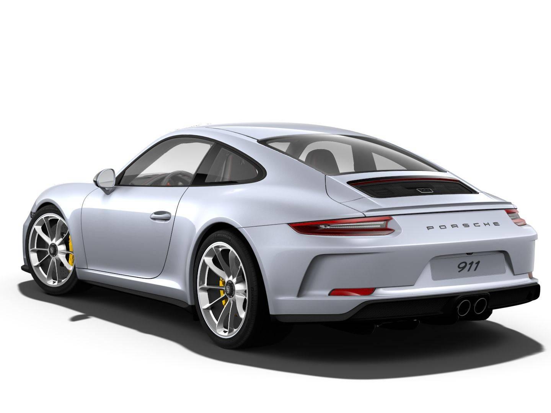 2018 Porsche 911 GT3 – 3