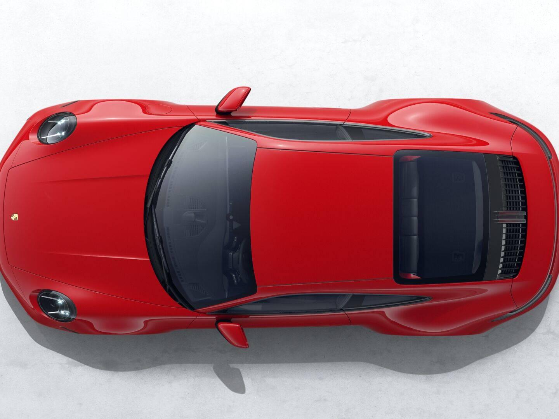 2021 Porsche 911 Carrera – 4