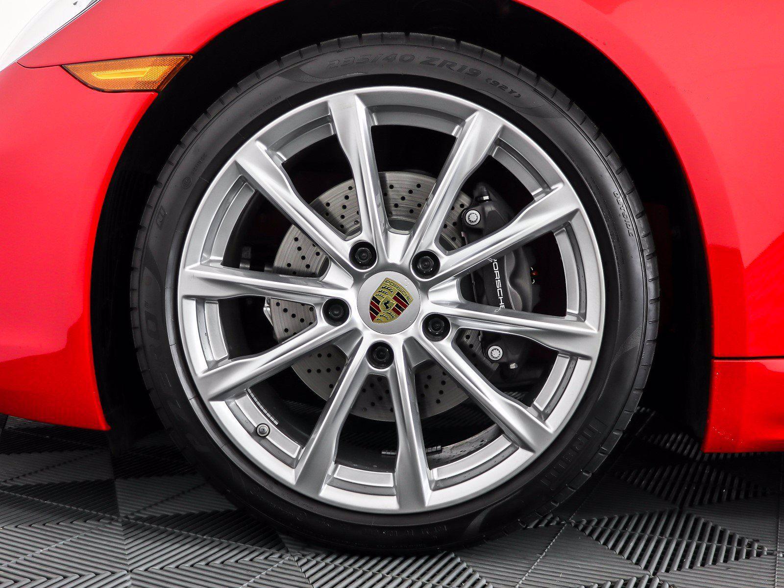2020 Porsche 718 Boxster – 5