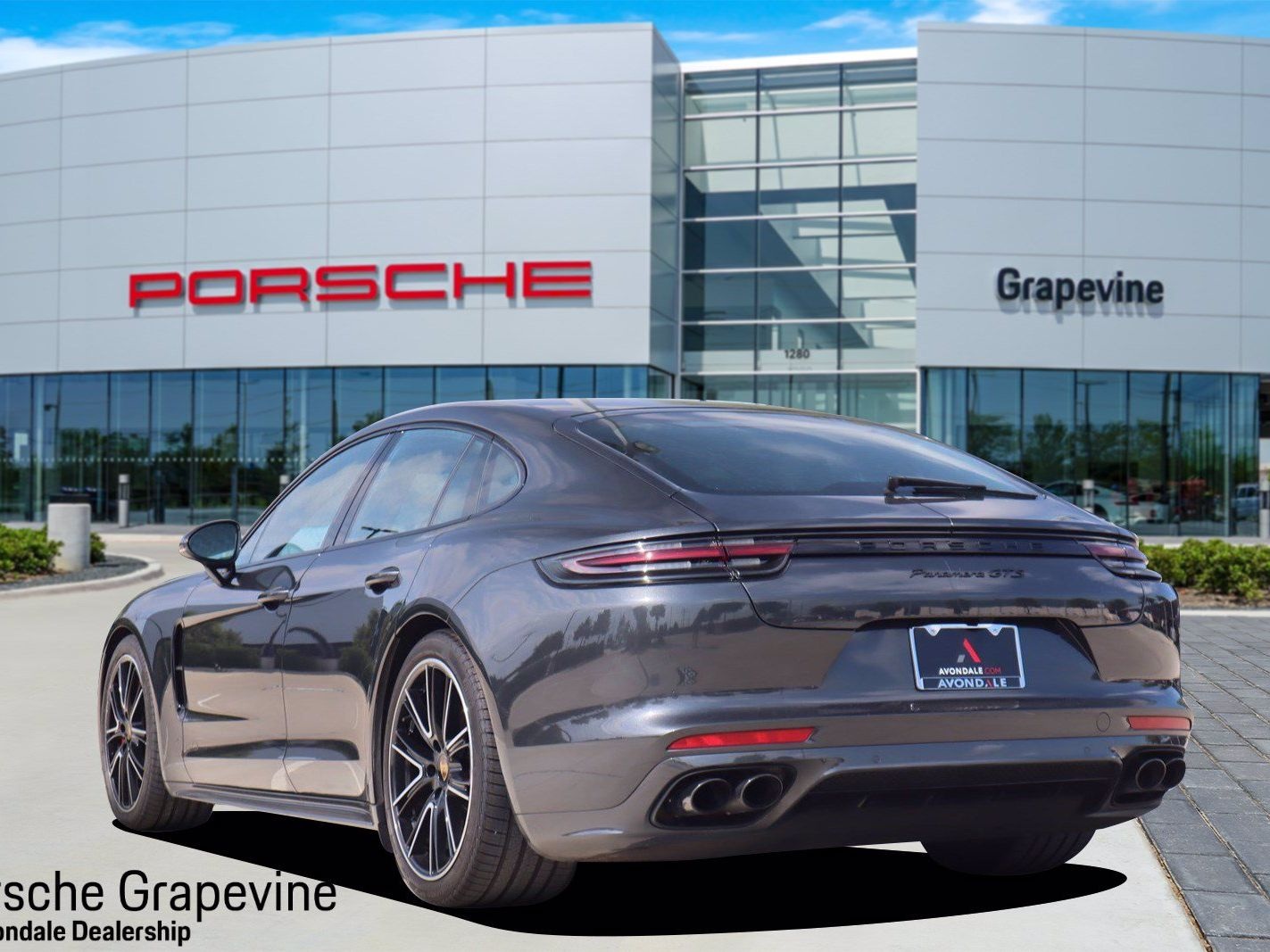 2019 Porsche Panamera GTS – 4