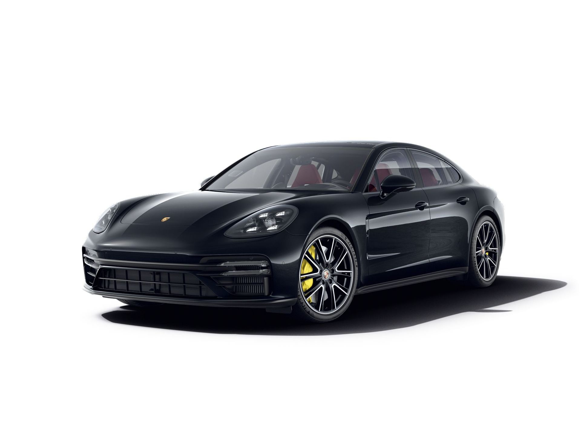 2021 Porsche Panamera Turbo S – 1