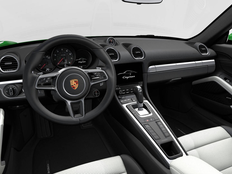 2021 Porsche 718 Cayman – 3