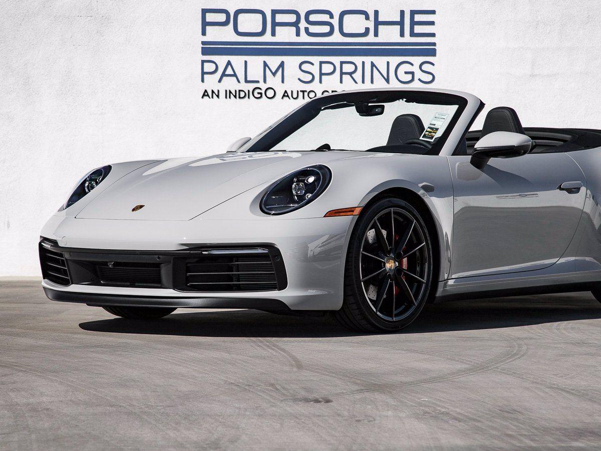 2022 Porsche 911 Carrera S Cabriolet – 3