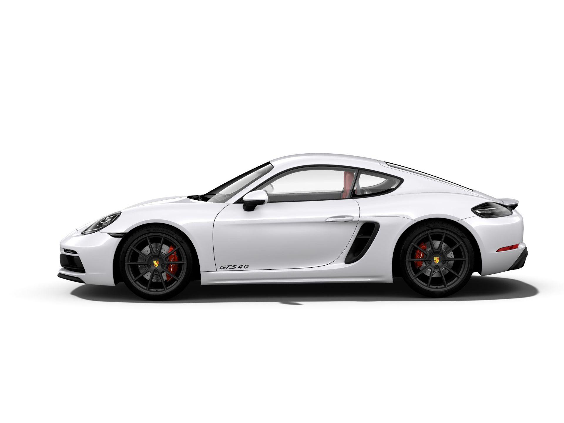 2021 Porsche 718 Cayman GTS 4.0 – 2