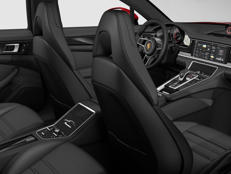 2020 Porsche Panamera 4S – 4