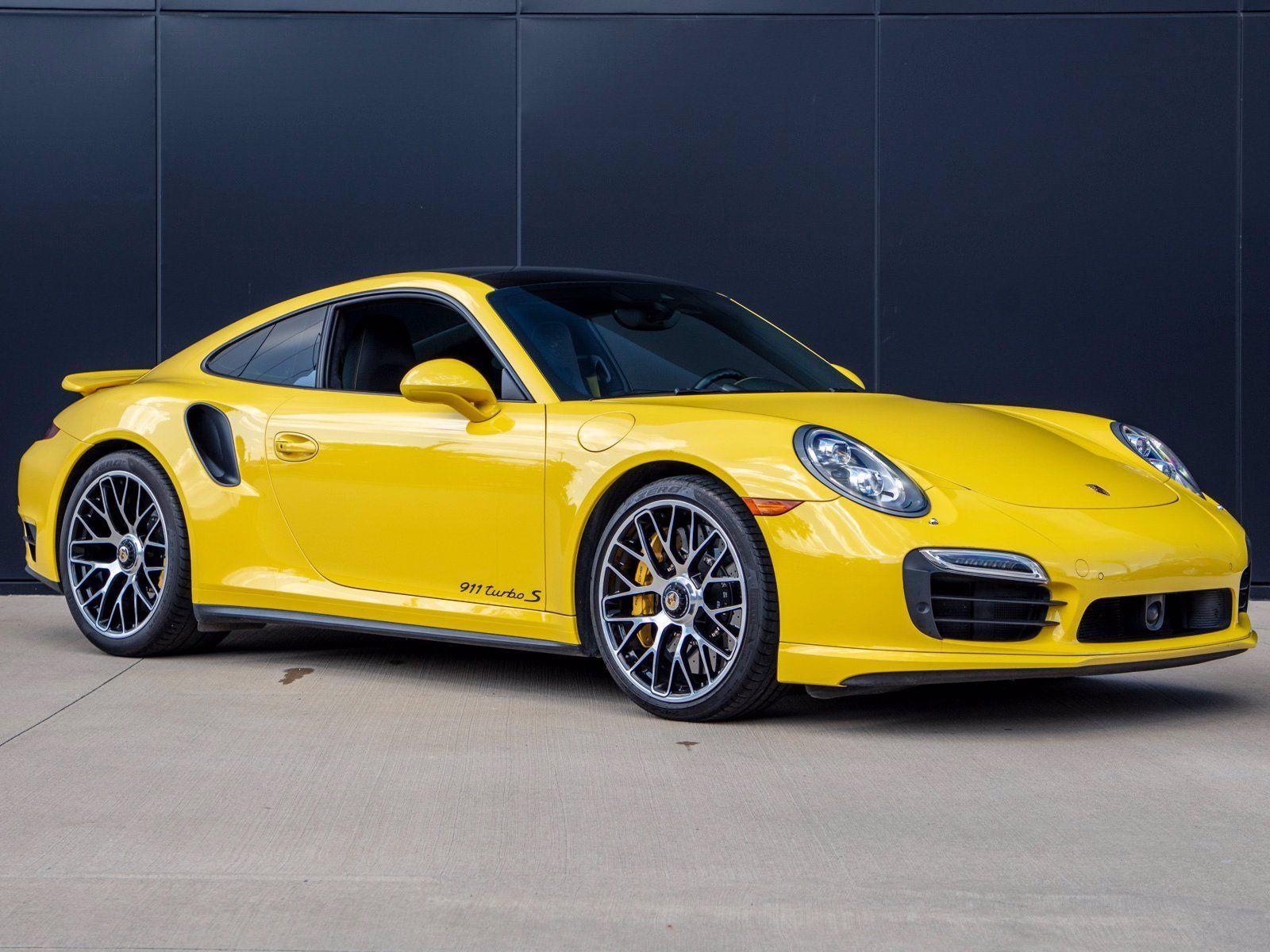 2014 Porsche 911 Turbo S – 1