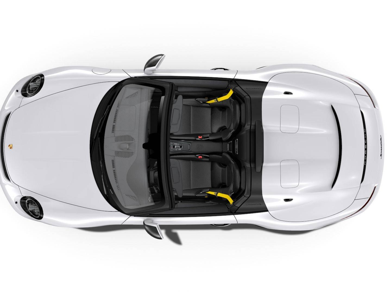 2019 Porsche 911 Speedster – 4
