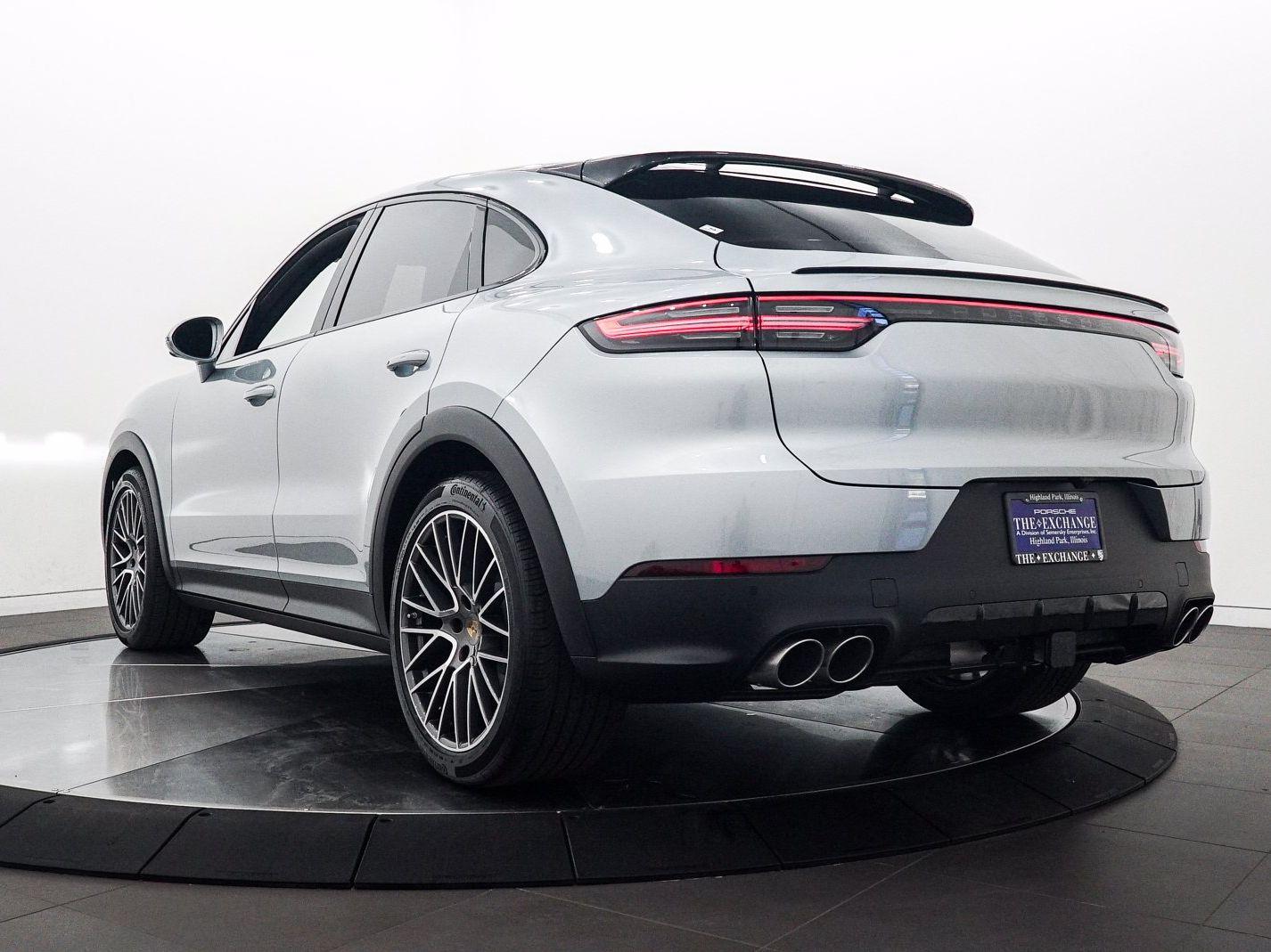 2021 Porsche Cayenne S Coupe – 5