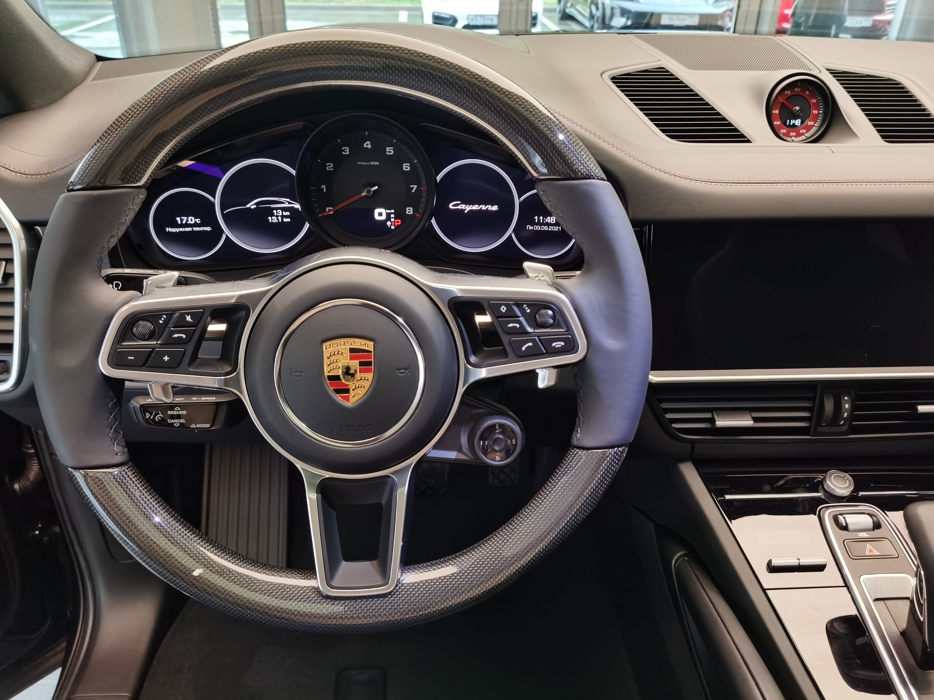 2021 Porsche Cayenne Coupé – 5