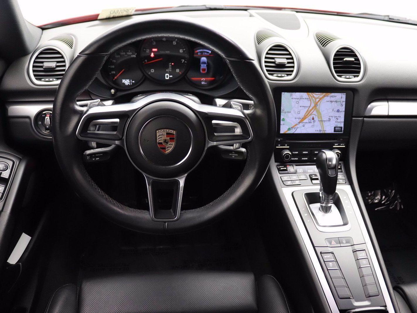 2017 Porsche 718 Cayman – 4
