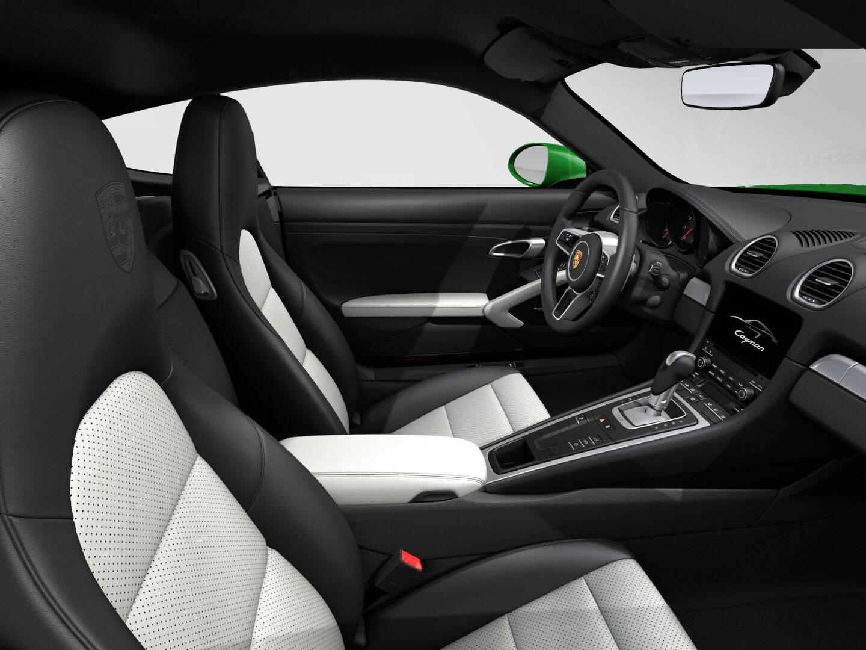 2021 Porsche 718 Cayman – 5