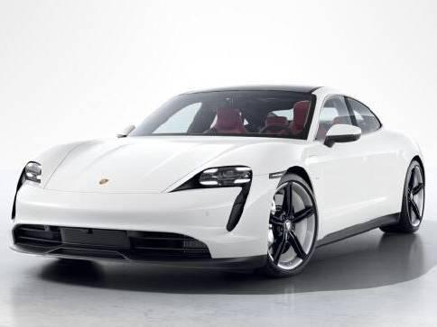 2021 Porsche Taycan 4S – 1