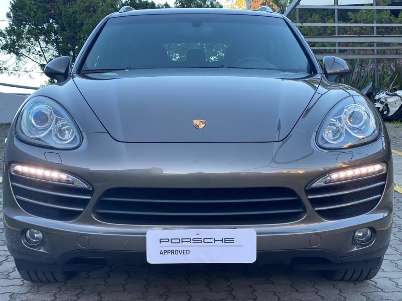 Porsche Cayenne – 5