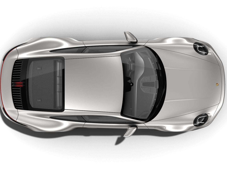 2021 Porsche 911 Carrera 4S – 5