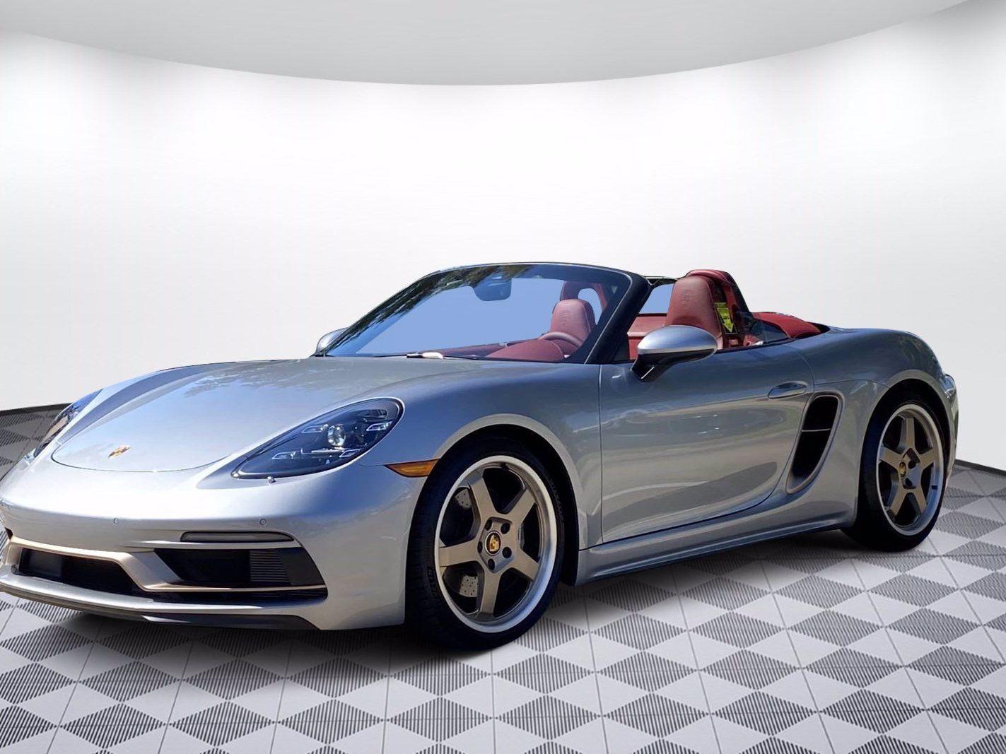 2022 Porsche Boxster 25 Years – 3